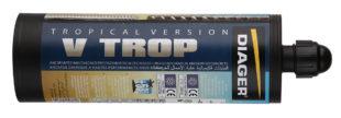 Fixation chimique V TROPICAL Résine Vinylester Diager F354000T