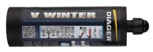Fixation chimique V WINTER Résine Vinylester Diager F354000W