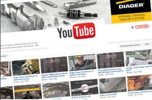 retrouvez toutes les vidéos sur notre chaine YOUTUBE