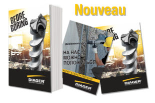 New, discover Diager multi-language brochures