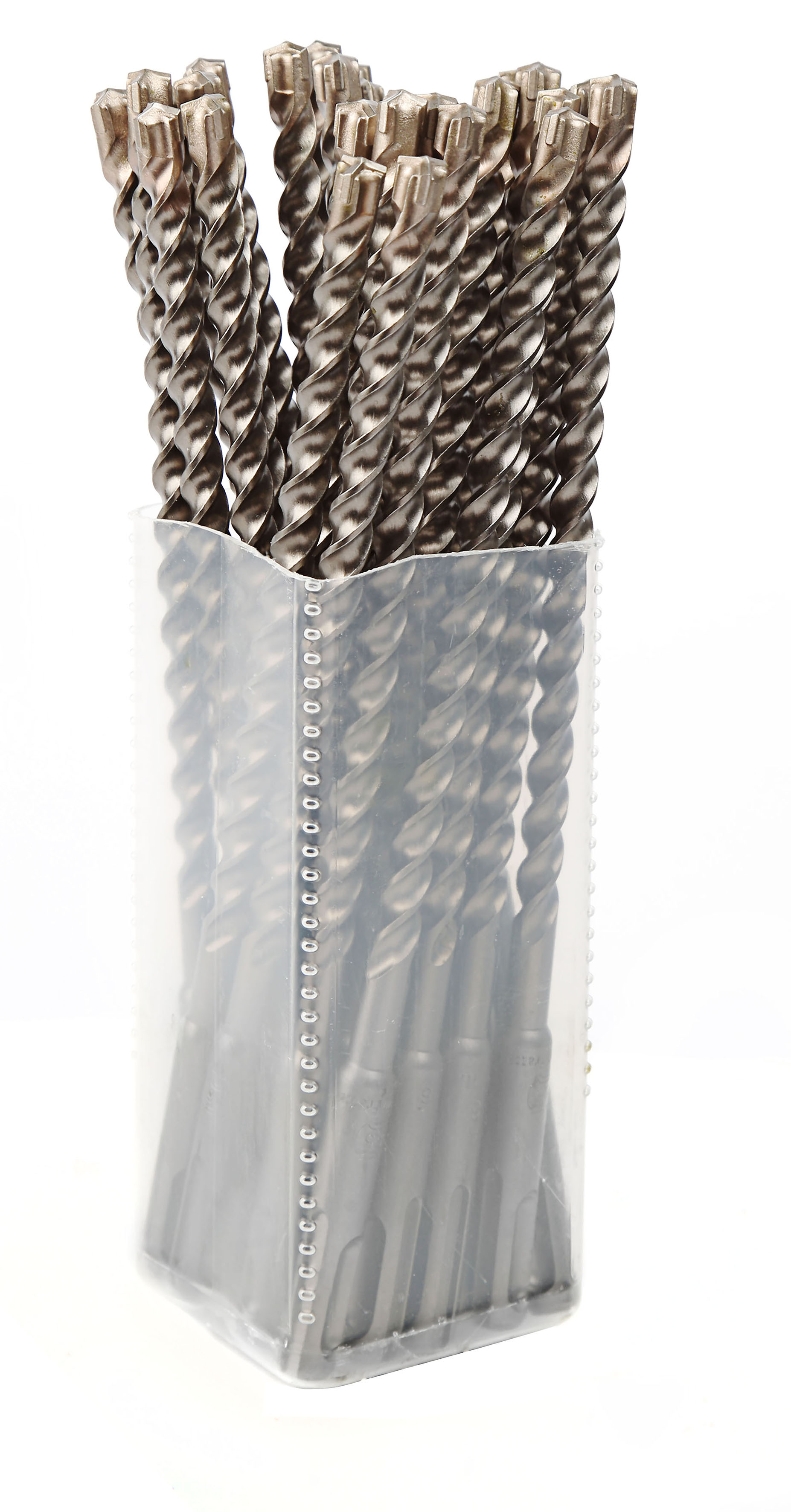 Drilling Booster Plus Hammer drill bit 3 cutting edges compatible SDS+ pack 25 pcs - 157M.jpg