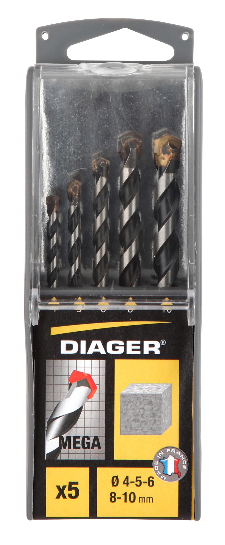Perçage Mega Coff SOLO 5pcs MEGA Ø4-5-6-8-10 - 211C.jpg