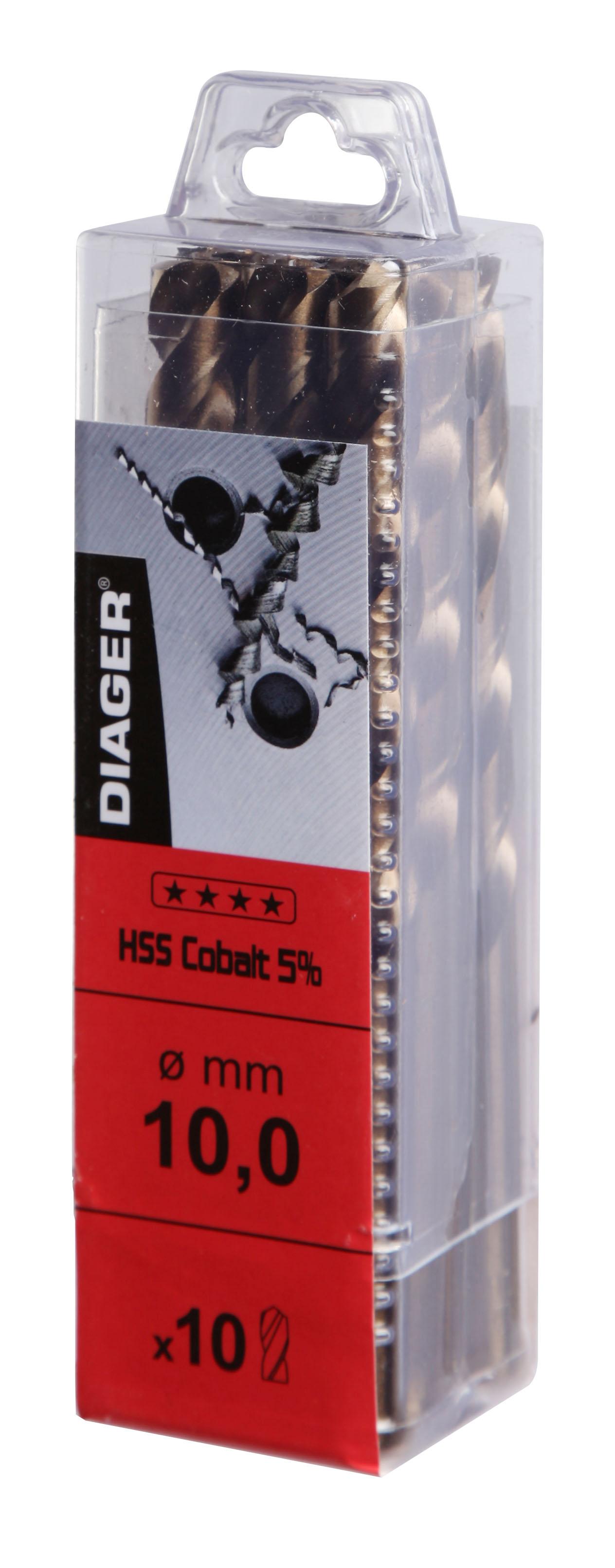 Perçage Cobalt 5% Pack 5 ou 10 forets HSS 5% Cobalt - 700.jpg