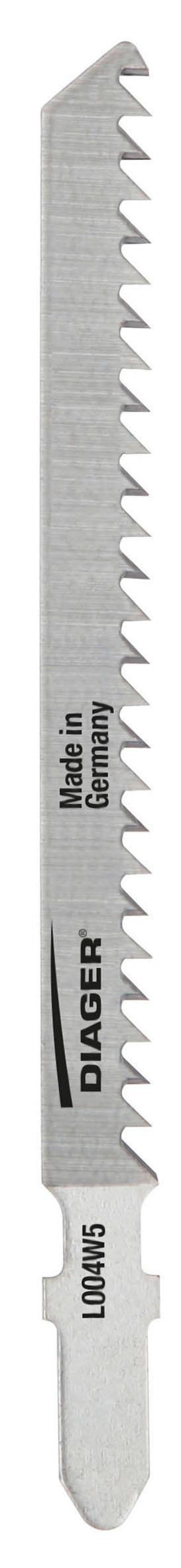 Sciage Bois et plastique 8-40 mm Lame de scie sauteuse bi-métal, durée de vie supérieure - L004W.jpg