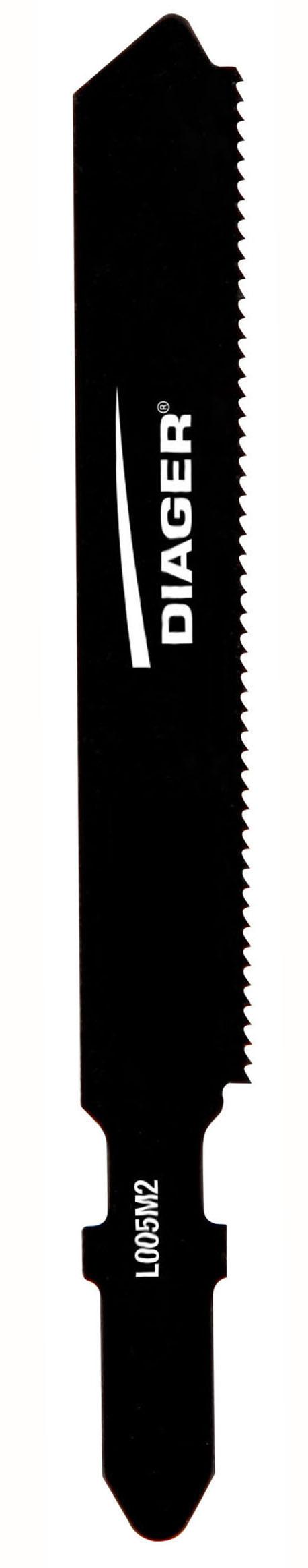 Sciage Acier, inox et tôle Lame de scie sauteuse denture carbure - L005M.jpg